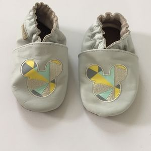 Robeez Mickey Mouse Moccasins